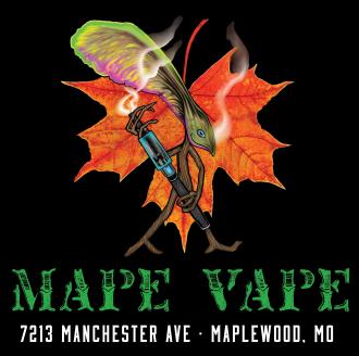 Mape Vape Vaporwood Lounge